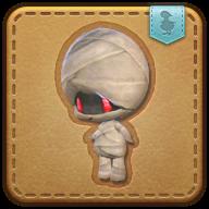 Image de présentation de la mascottes Mini-momie