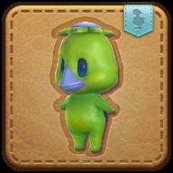Image de présentation de la mascottes Petit kappa