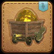 Image de présentation de la mascottes Chariot de mine mécanique