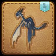 Image de présentation de la mascottes Mini-dragonnet