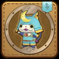 Image de présentation de la mascottes Shogunyan