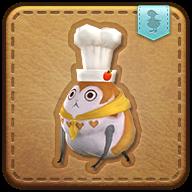 Image de présentation de la mascottes Païssa cuisinier