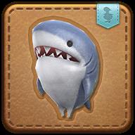 Image de présentation de la mascottes Requin commandeur