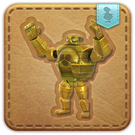 Image de présentation de la mascottes Talos d'or