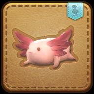 Image de présentation de la mascottes Axolotl