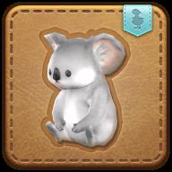 Image de présentation de la mascottes Bébé Koala