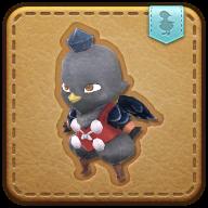 Image de présentation de la mascottes Poupée Tengu