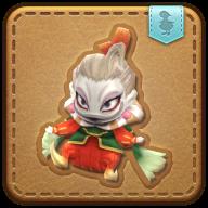 Image de présentation de la mascottes Kefka miniature