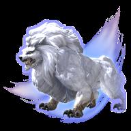 Image de présentation de la mascottes Lion de guerre