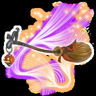 Image de présentation de la monture Balai de sorcière