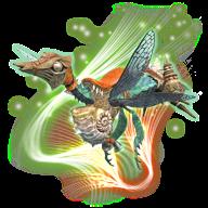 Image de présentation de la mascottes Kongamato