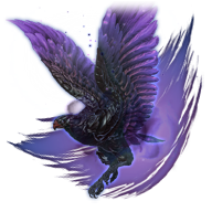 Image de présentation de la mascottes Faucon des ombres