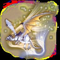 Image de présentation de la mascottes Dragon Immacule