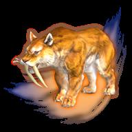 Image de présentation de la mascottes Tigre de Guerre