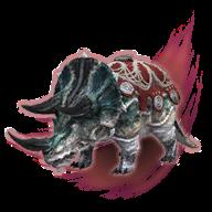 Image de présentation de la mascottes Triceratops