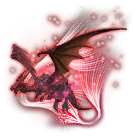Image de présentation de la mascottes Dragon Rubis