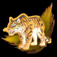 Image de présentation de la mascottes Tigre Centurio