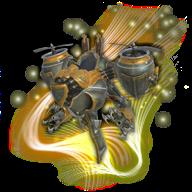 Image de présentation de la mascottes Armure Aérienne Magitek