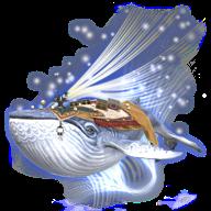 Image de présentation de la mascottes Baleine