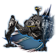 Image de présentation de la mascottes Oméga prime