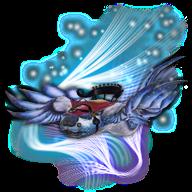 Image de présentation de la mascottes Hirondelle d'Eurêka